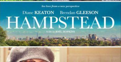 Hampstead: Una cita en el parque