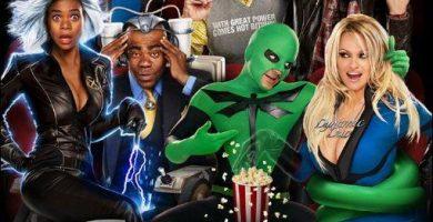 Superhéroes, la película