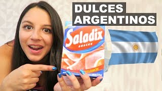 Dulces Argentinos