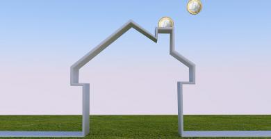 Cómo ahorrar dinero en una casa