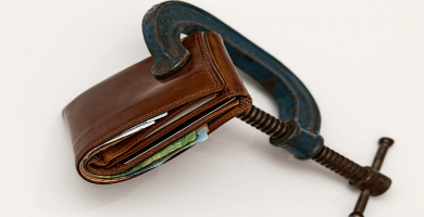 Cómo gastar menos dinero