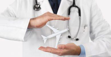Seguro médico de viajero