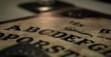 Tabla Ouija: Realmente funciona?